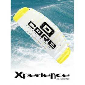 Пилотажный учебный кайт - CORE Xperience Trainer Kite 2.0